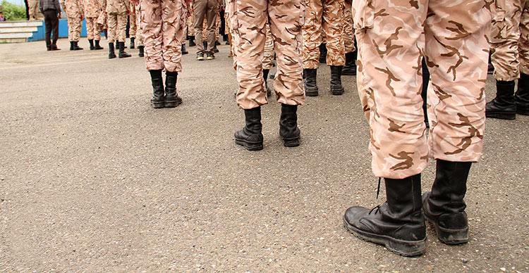 مشاوره نظام وظیفه خدمت سربازی